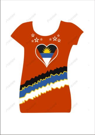images/Antigua image t-shirt for the ladies.jpg