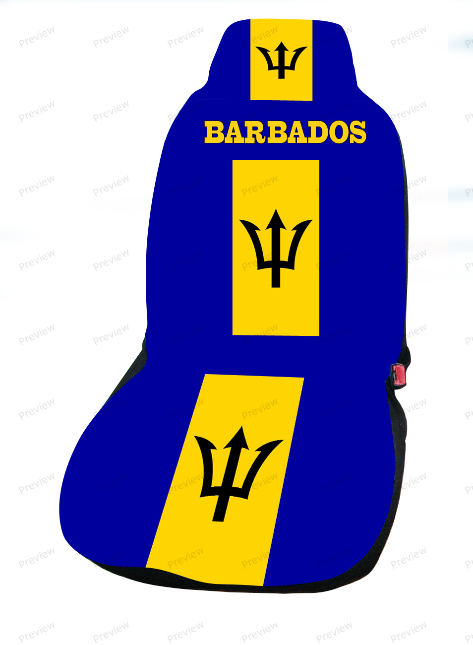 images/Barbados image car cover seat.jpg