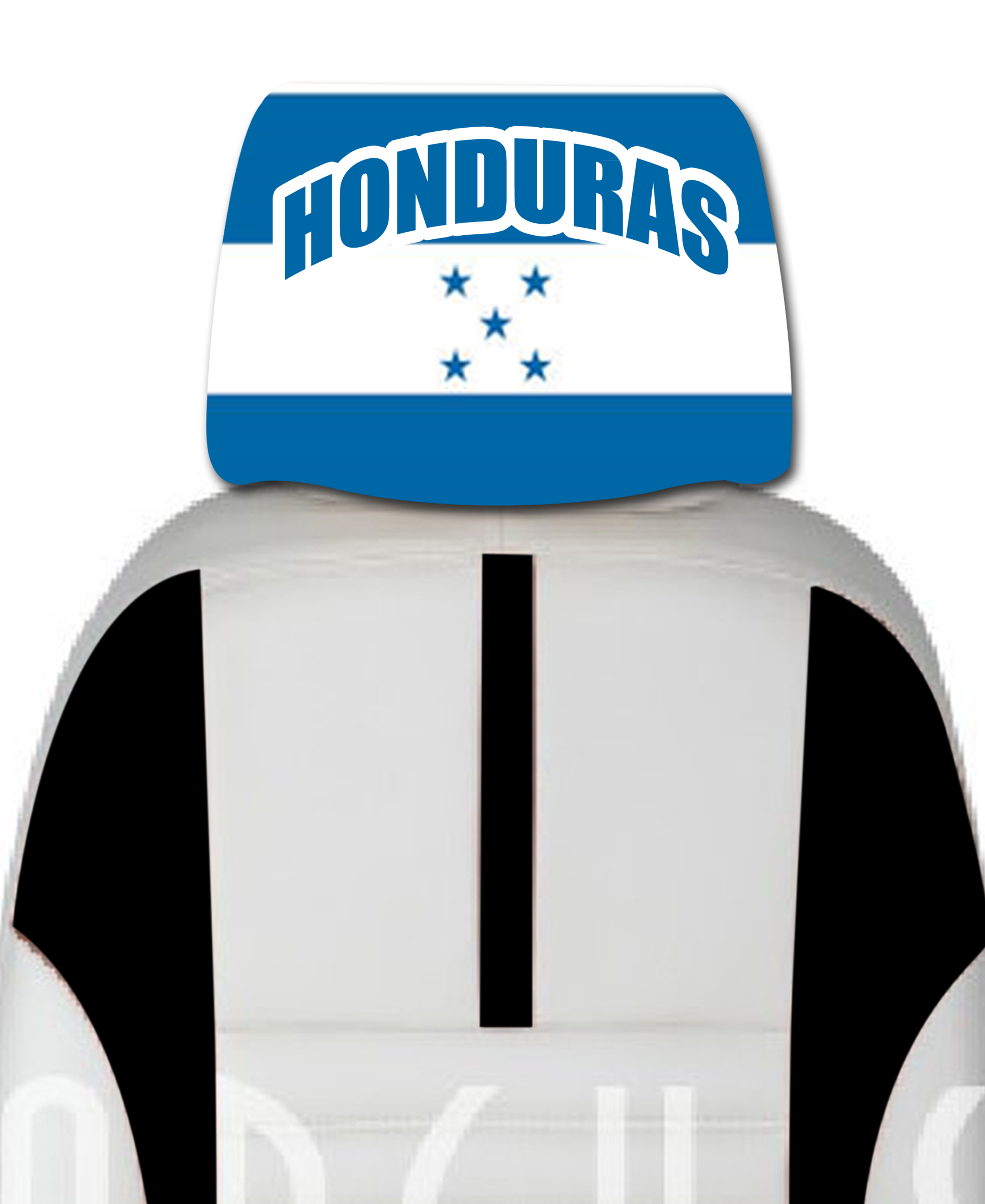 images/Headrest car cover seat for Honduras.