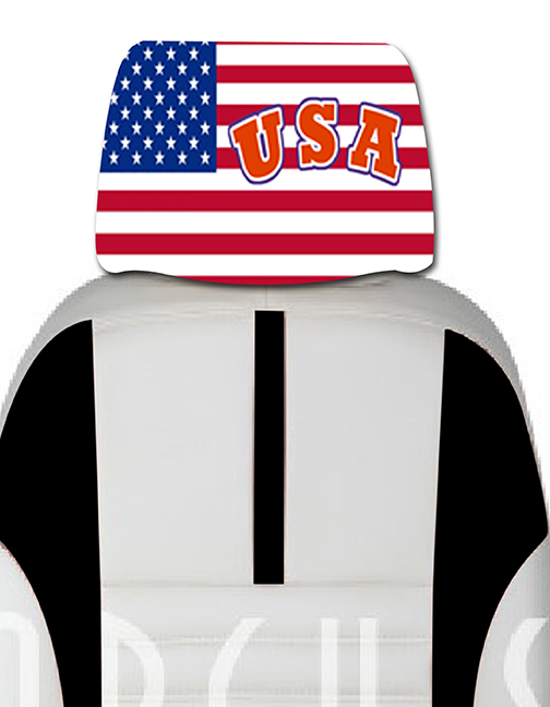 images/USA headrest car cover seat flag.jpg
